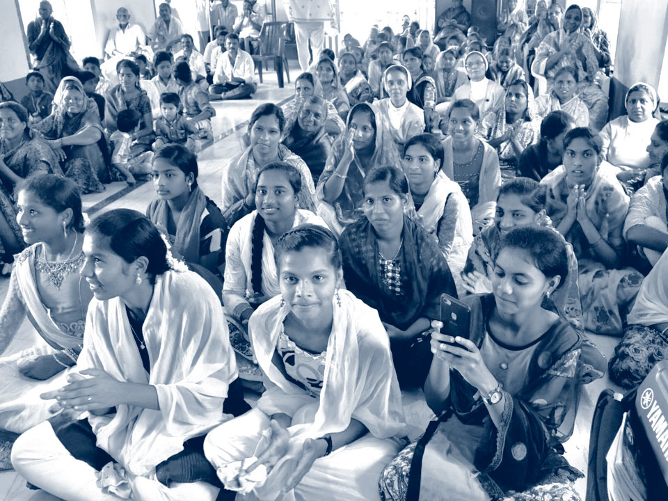 Misiones India dehonianos