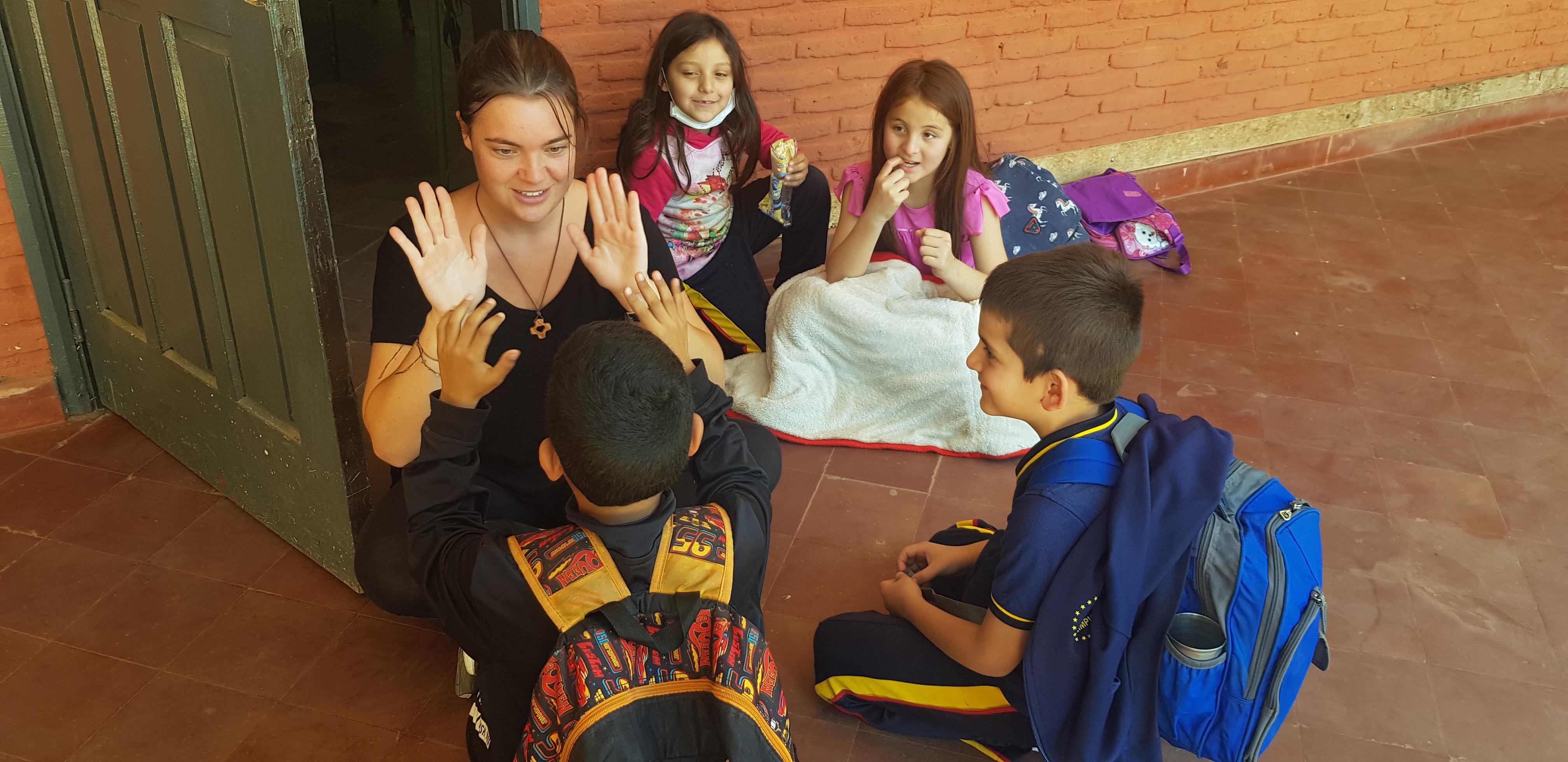 Voluntariado_Paraguay