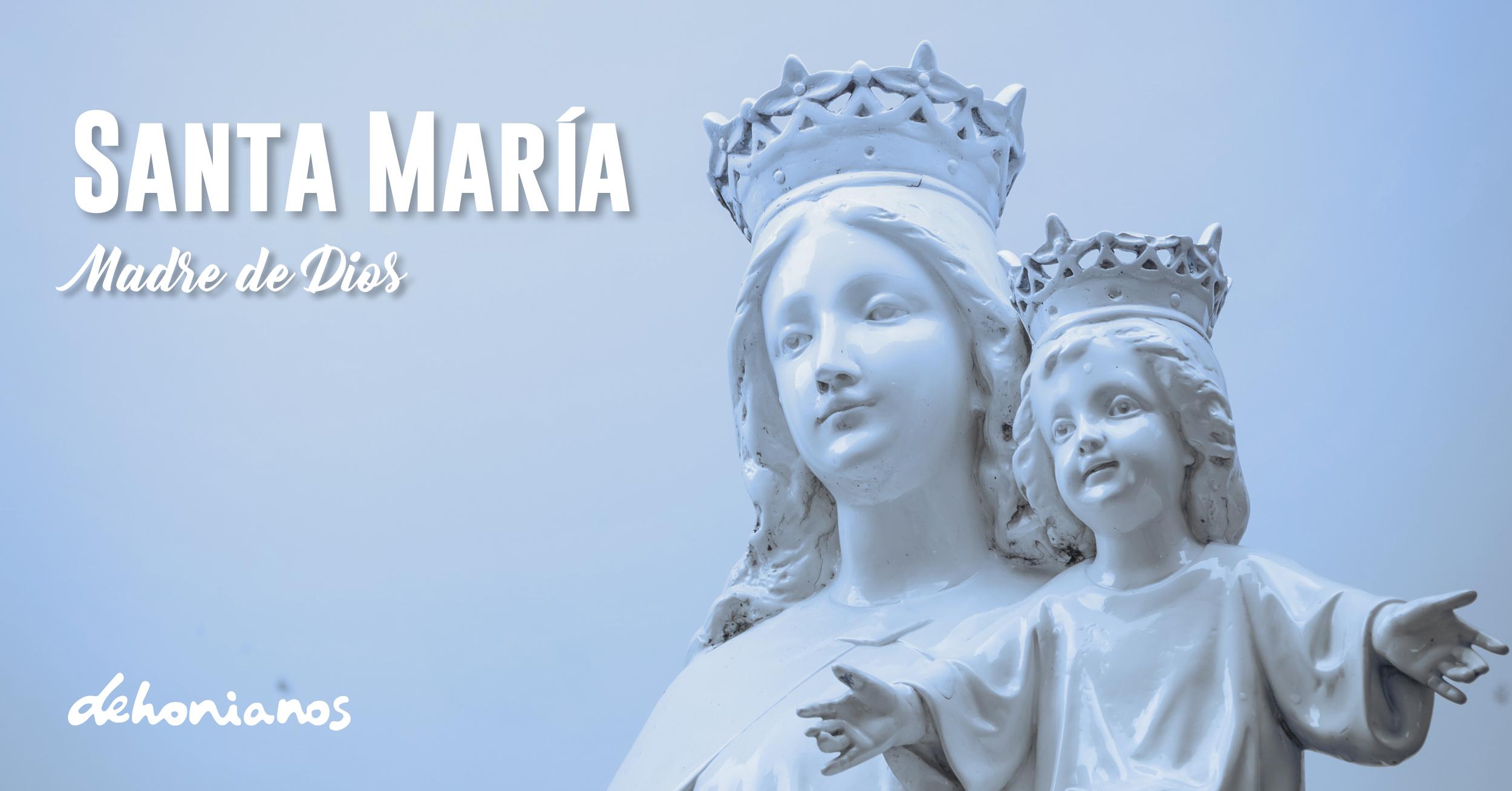 Santa María dehonianos
