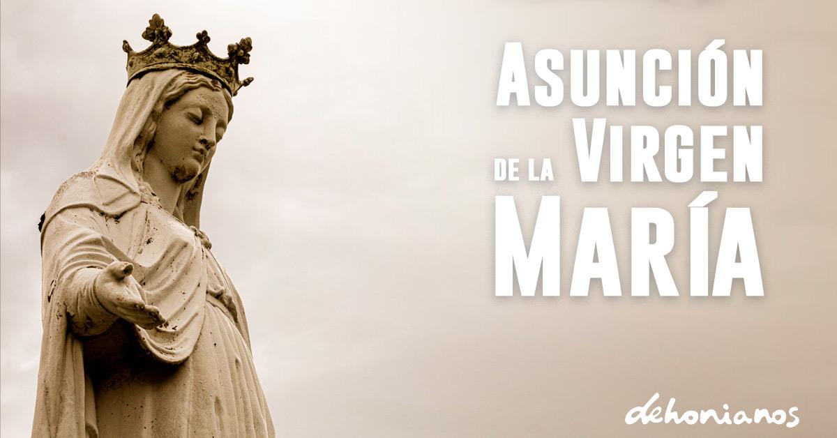 Asunción virgen maría