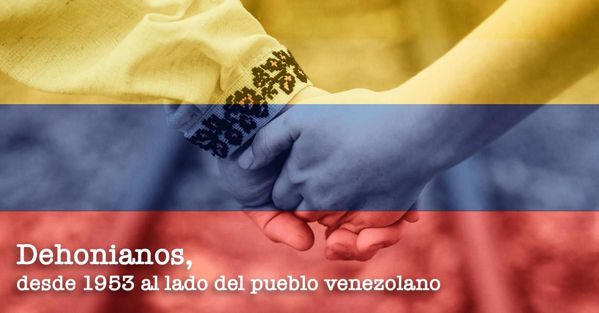 Dehonianos_Venezuela