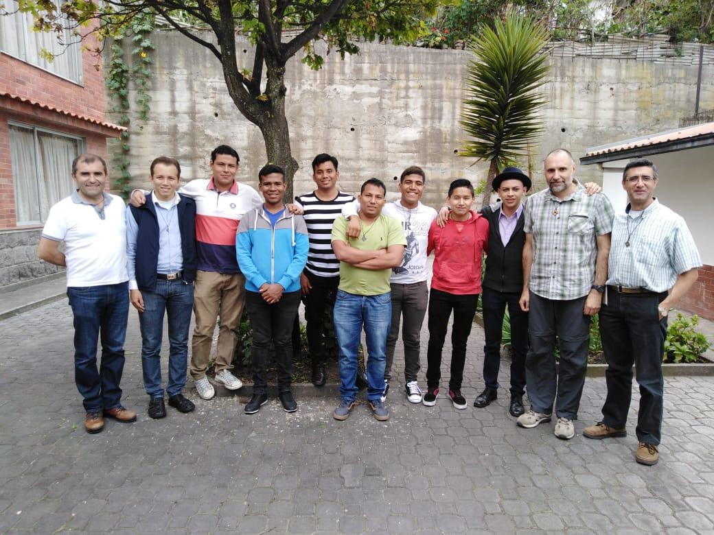 Casa Formación Quito