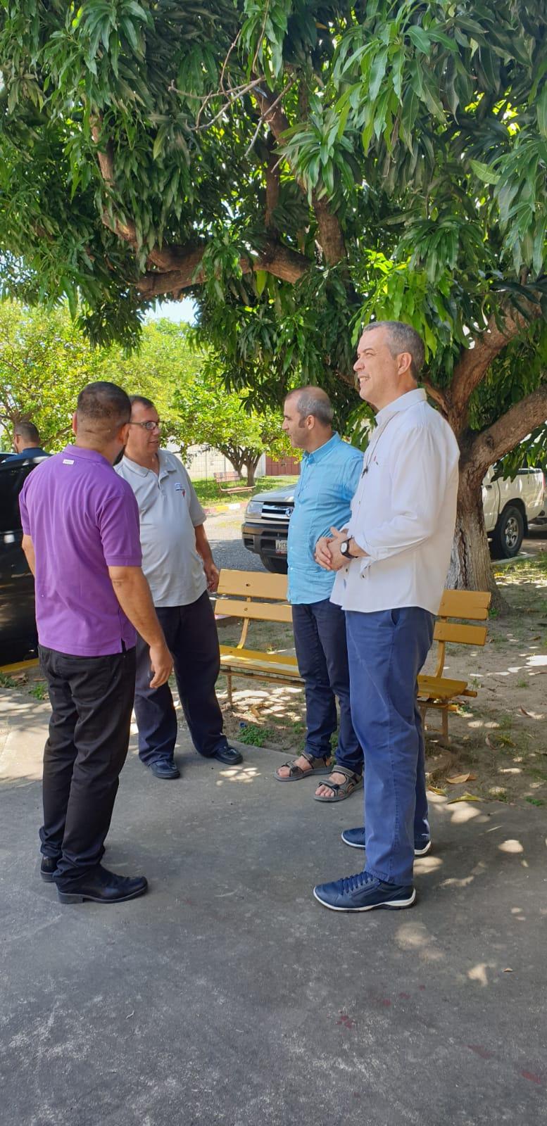 Visita Canónica dehonianos