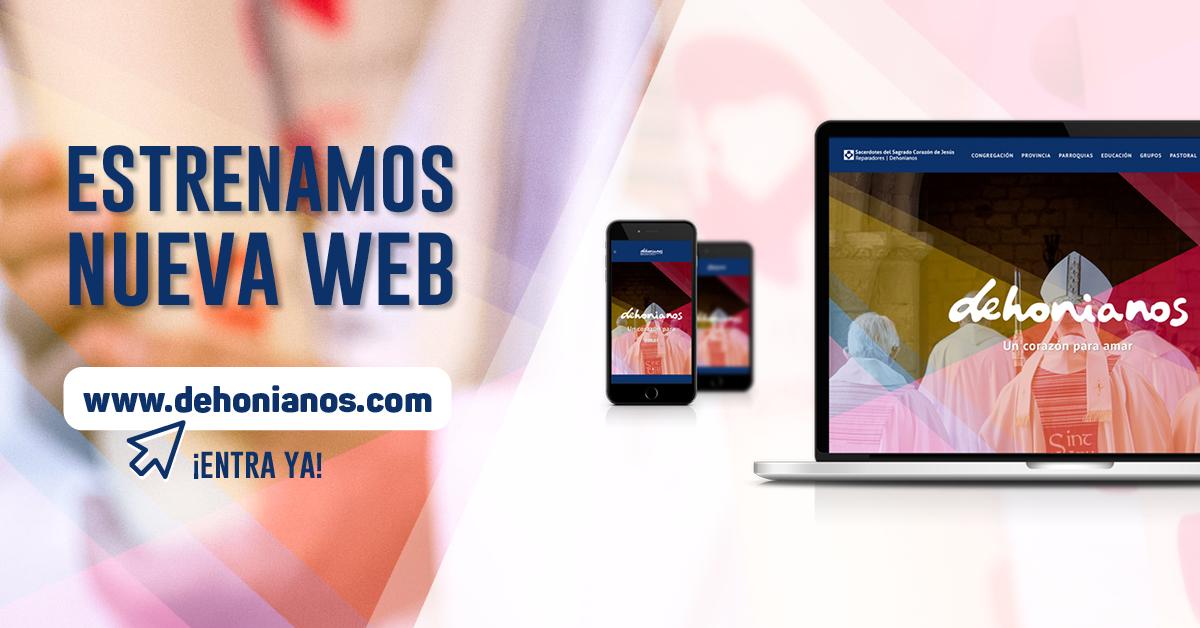 Web dehonianos