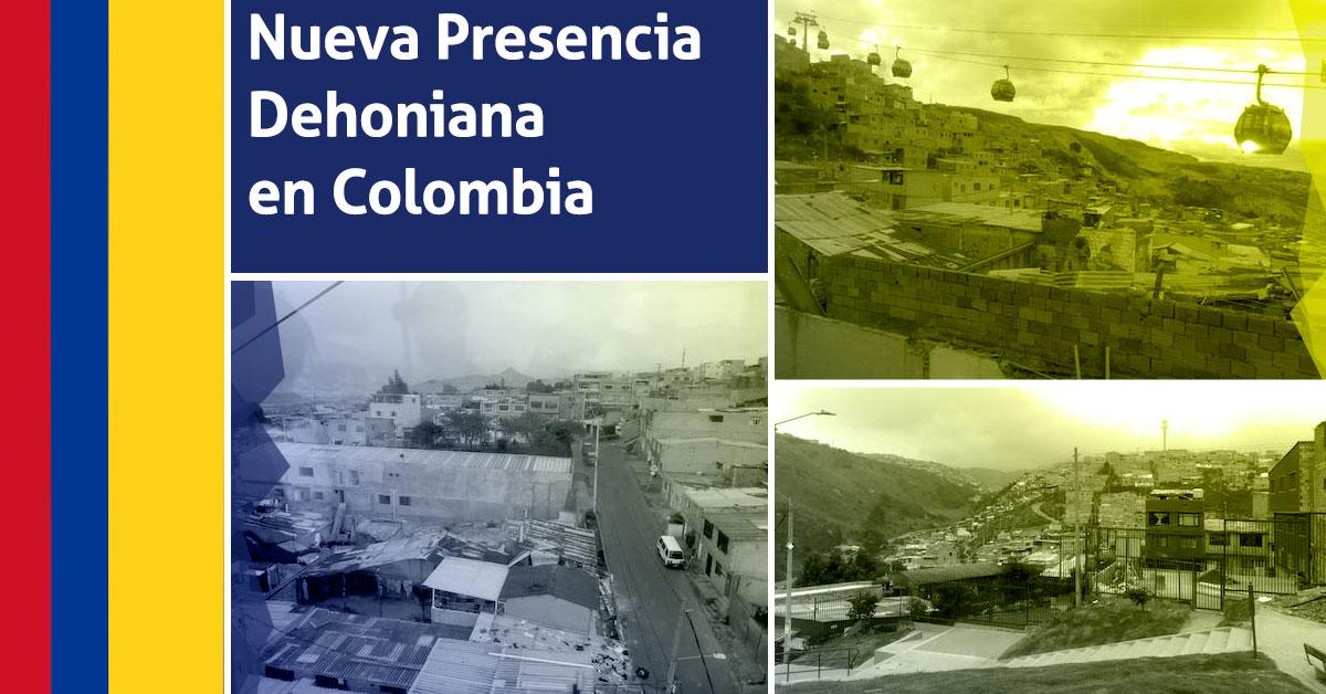 Presencia Dehoniana Colombia