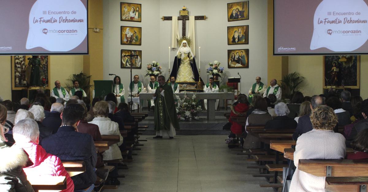 La eucaristía dehonianos