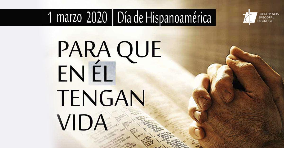 Día hispanoamérica dehonianos