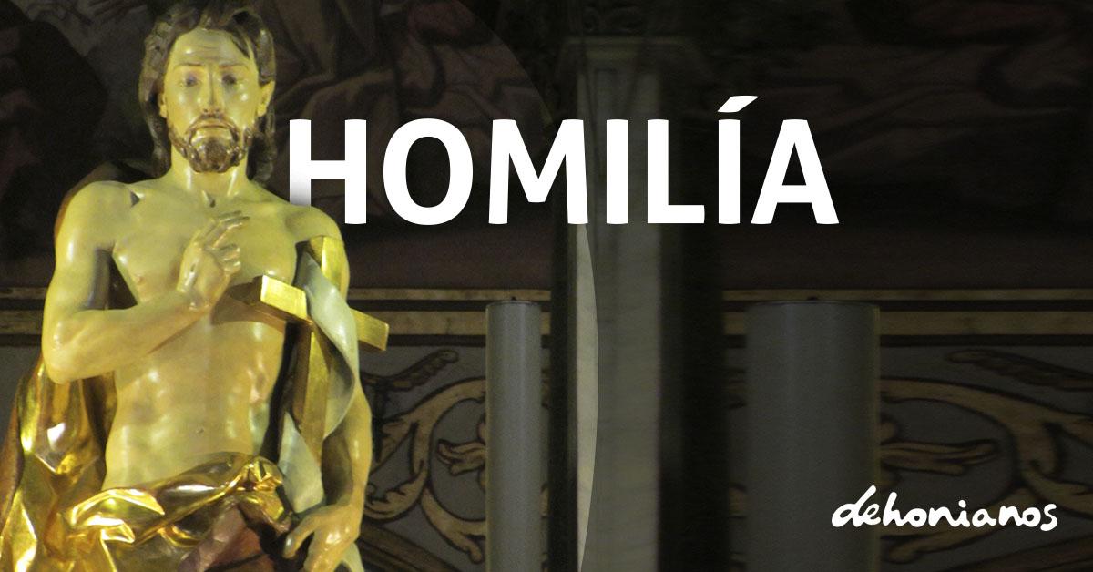 Resurrección_Homilía