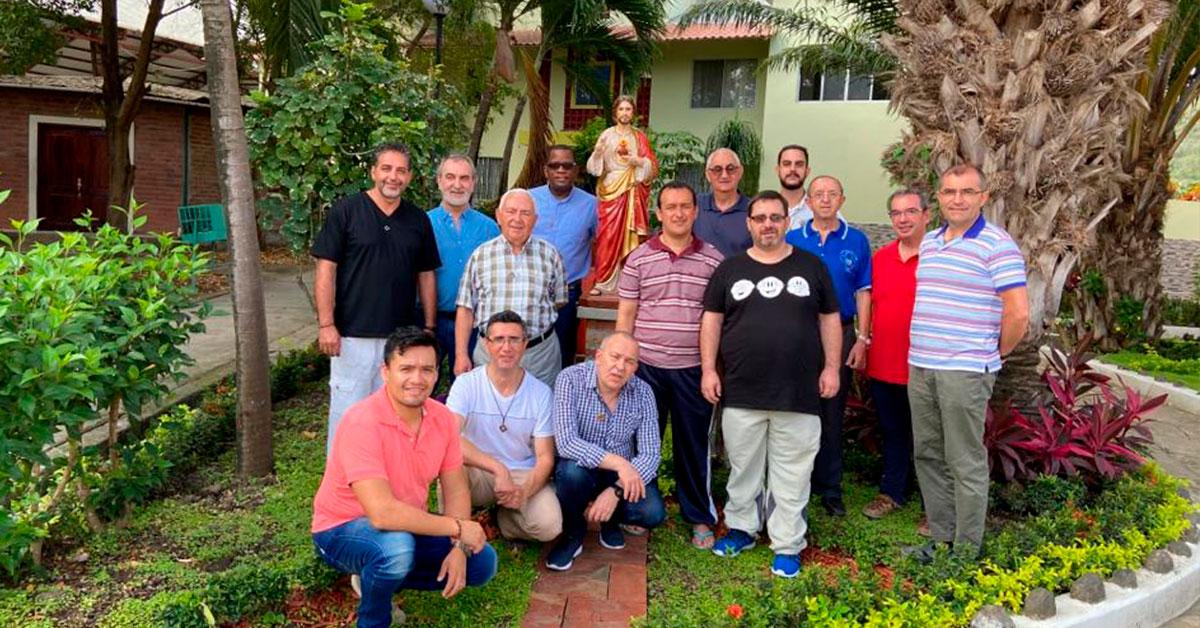 Misioneros Ecuador dehonianos