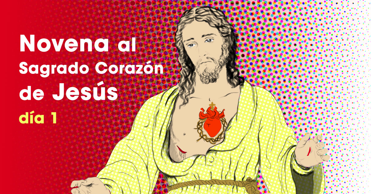Novena Sagrado Corazón