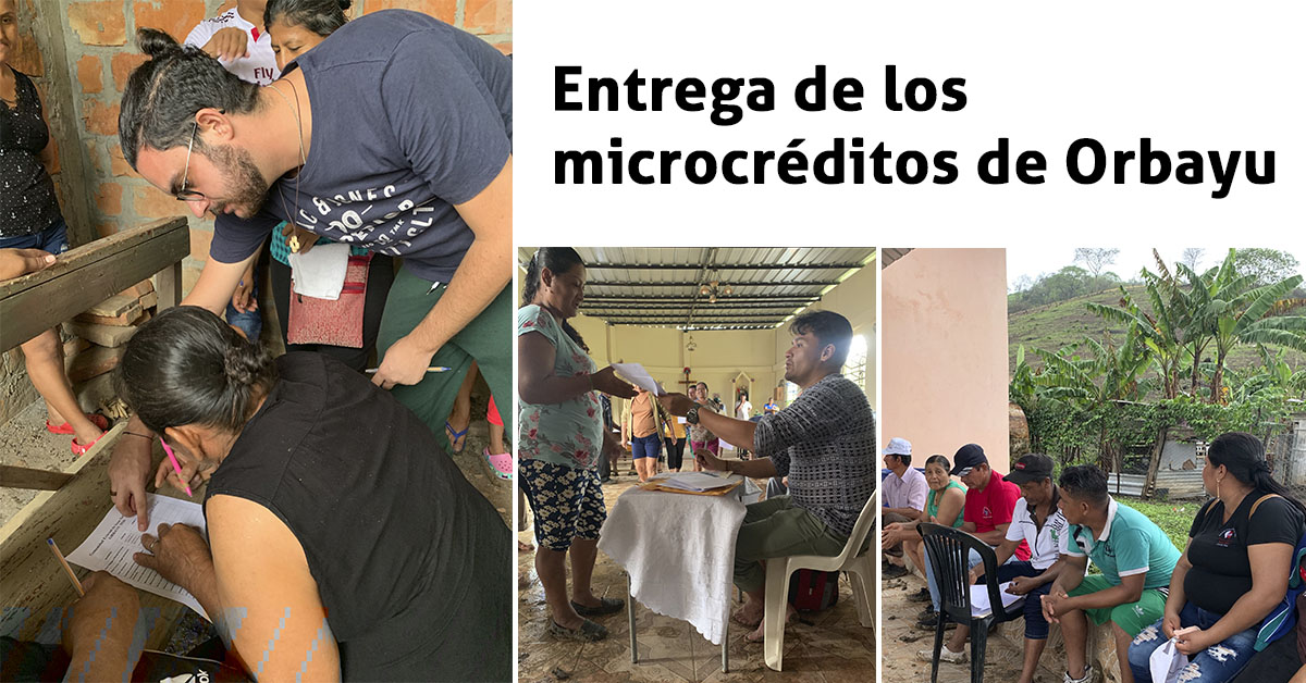 microcréditos de Orbayu