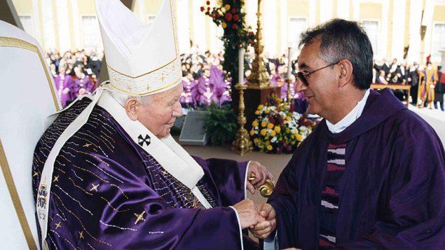 P. A. Mielgo, Superior Provincial de España en 2001
