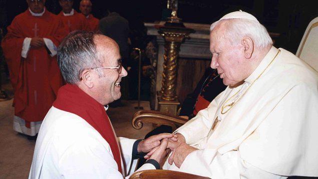 P. M. de Alegría, Vicepostulador General en 2001
